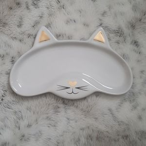 Cat Glasses Tray